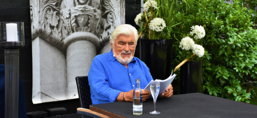 Mario Adorf in Worms